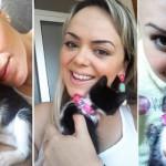 Amora, a gatinha fashion ( Andreza Goulart)
