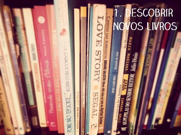 Ler livros da biblioteca nas férias