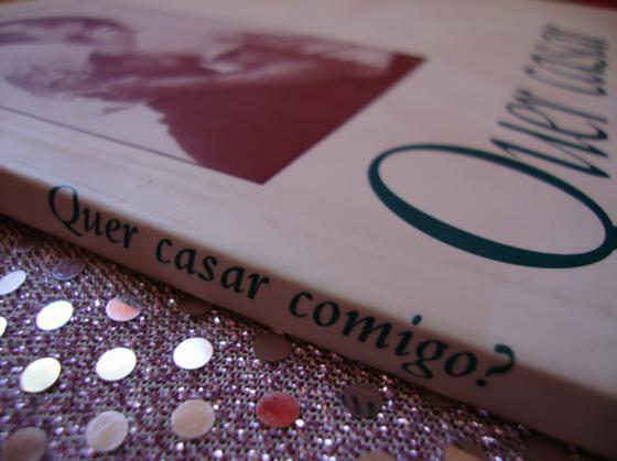 livro Quer casar comigo?