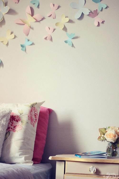 decoração Morando Sozinha