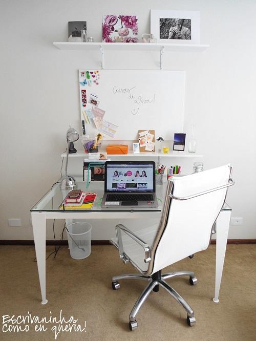 escritório coisas de diva