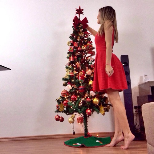 Árvore de Natal - Taciele