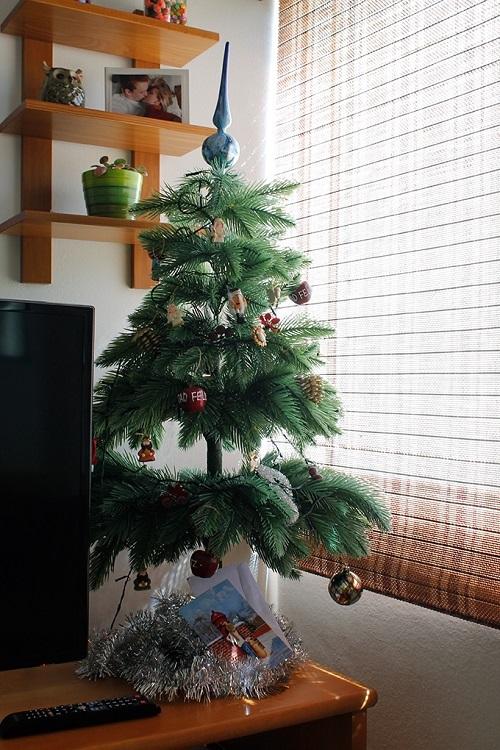 Árvore de Natal - Chocotone
