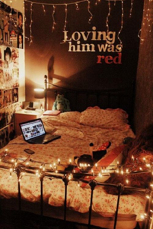 parede vermelha 9