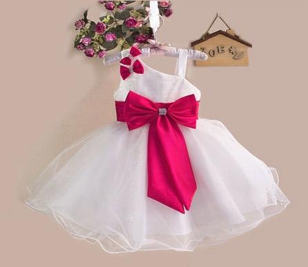 Moda infantil - vestidos para bebês