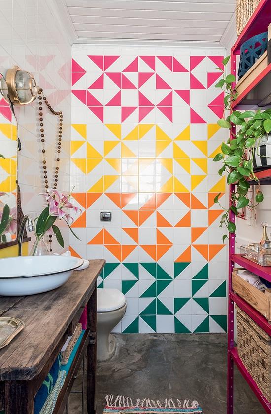 Casa da blogueira Erika Karpuk