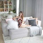 Nova sala e home office – Lia Camargo