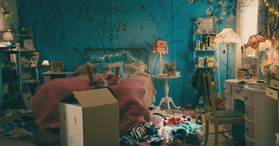 Inspire-se com o quarto de Lara Jean - Para Todos os Garotos que Já Amei