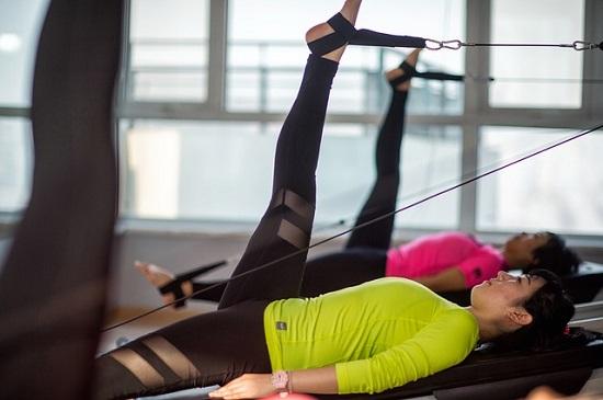 Pilates serve como musculação?