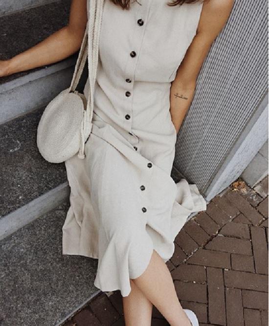 Verão 2019 - Vestidos e saias
