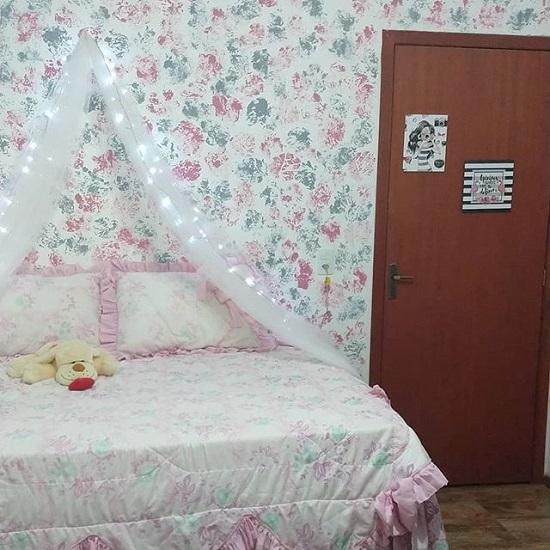 O quarto de Luciana