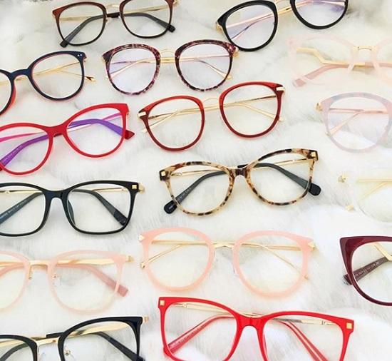 O retorno do óculos aviador à moda