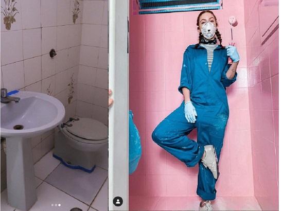Transforme seu banheiro com tinta epoxi