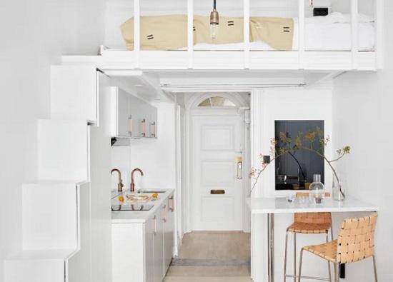 Vantagens em escolher um apartamento compacto