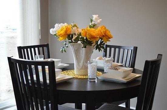 4 motivos para manter a sua sala de jantar sempre bem decorada