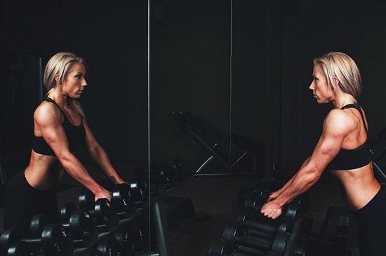Ganhe massa com suplementos musculares