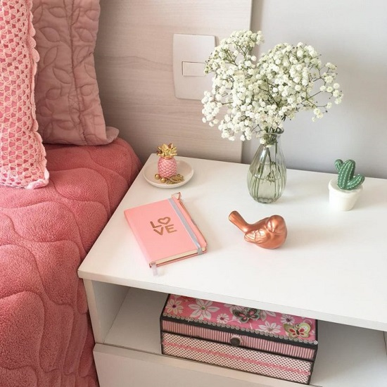 Repagine o visual do seu quarto gastando pouco!