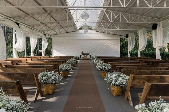 Como escolher o local para sua festa de casamento?