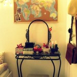 Quarto/ Office/ Home-Theater da Amanda Inácio (Vinte e Poucos)