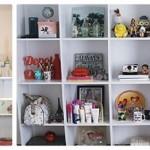 Organizando sua estante