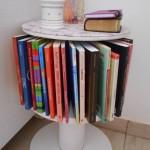 Decorando seu cantinho – Estante de livros