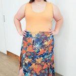 5 Dicas para usar saia longa plus size